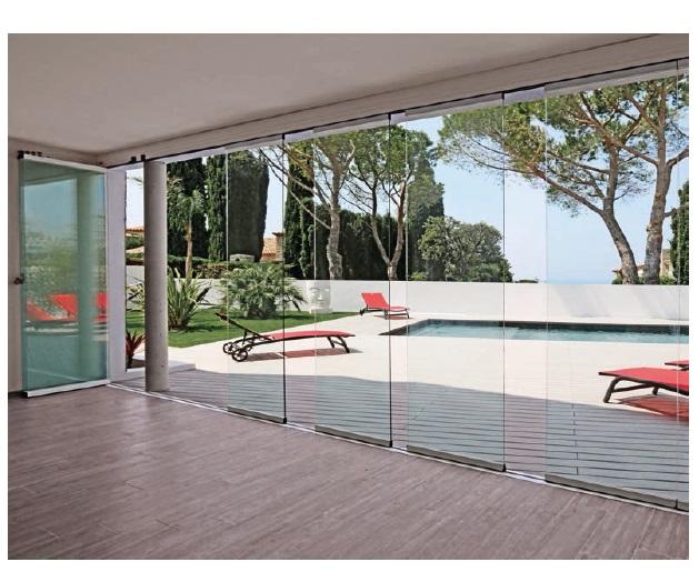 Chiusure verande, terrazze e gazebi a Perugia - Milluccitende.it